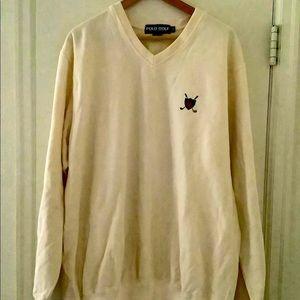 Vintage Ralph Lauren Golf Knit V-Neck Pullover